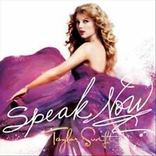 Speak Now by Taylor Swift (CD, Oct-2010, Big Machine Records)