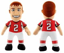 NWT NFL Atlanta Falcons #2 Matt Ryan 14-Inch Plush Doll by Bleacher Creatures