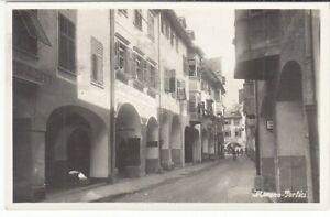 Carte Postale Italie Tyrol Du Sud Meran Portici 1938