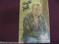 BOWTIE AND TAILS SIGNED BY GEOFF GOODFELLOW POETRY BOW TIE POEMS 1862549966 VG
