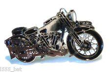 Classic Brough Superior British Rocker Motorbike Motorcycle Enamel Bike Badge