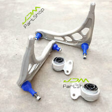 Suspension Control Arms + Ball Joint Bushings 4 Pcs For BMW E46 323 325 328 330