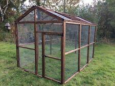Apex Poultry / Chicken Run 9' x 6' - All Wire