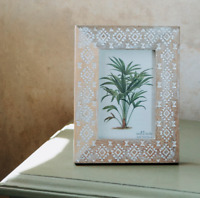 Sass & Belle - Wooden Tribal Shabby Chic Photo Frames Picture Home Decoration