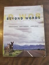 Beyond Words: Cultural Texts for Reading and Writing (3rd edition)