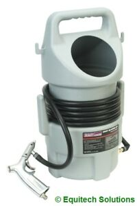 Sealey  SB993 Shot Grit Sand Blast Blasting Blaster Kit with Gun, 22Kg Fill