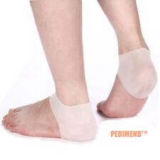 Heel Sleeves No Hole Silicone Gel Protection Cushion Heel Cup Bone Spur Pedimend