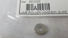 1 Shimano Part# RD 6332 Line Roller Washer Fits 9 Reels Sustain FB, Stradic FG