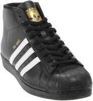 adidas PRO MODEL Sneakers - Black;White - Mens