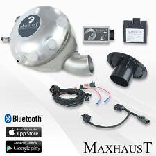 Maxhaust Soundbooster SET mit App-Steuerung BMW 4er F32/F33/F36 ActiveSound
