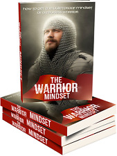 How to Get the Bulletproof Mindset of a Fearless Warrior- eBook and Videos on CD