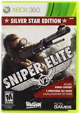 X360 Sniper Elite V2:S.S Acción. X3 edición (EE. UU. importación) Juego Nuevo