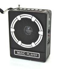 RADIO PORTATILE STEREO LETTORE MP3 FM SD CARD USB