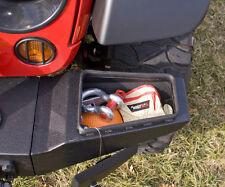 Embout de Pare choc avant A/rangementheavy Duty (2) Jeep Wrangler JK 2007 &
