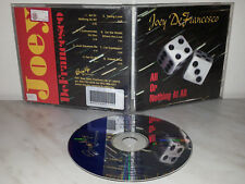 CD JOEY DEFRANCESCO - ALL OR NOTHING AT ALL