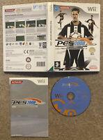 Pro Evolution Soccer 2008 (Nintendo Wii, 2008)