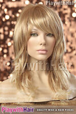 Wild Tousled Sexy New Wig - COLOUR CHOICES!