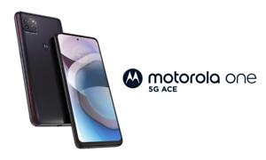 Motorola One 5G Ace - 64GB - Volcanic Gray Fully Unlocked  XT2113-2 (Single SIM)