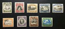 1944-46. Cook Island. MH OG. Full set. SG137/45, CV 90£