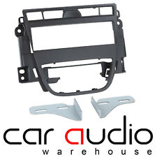 Vauxhall Meriva B 2010 On Black Single Din Car Stereo Fascia Panel CT24VX41