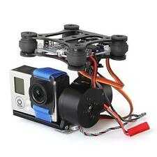 RTF Gopro Hero3 Brushless Camera Mount Gimbal 2-Axis for DJI Phantom F450 F550