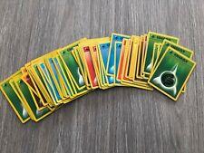 Lot De 66 Cartes Pokémon Energie Wizards