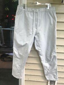 $85 Nike Flex Men's Golf Pants. Pure Platinum.  AV4123-043 size 36