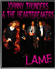 Johnny Hermandad & the Heartbreakers Vinilo Sticker L.A.M.F. Punk Rock 1977
