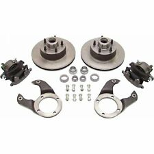 1928-1948 Early Ford Disc Brake Conversion Kit Hot Rod Street Rat 32 fat fender