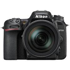 Cámara Digital Nikon D750 SLR 20.9 MP con lente 16-80mm f/2.8-4E ED VR