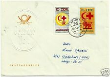 EAST GERMANY, (DDR), CIRCULATED COVER TO BÜCKEBURG, # 20