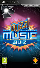 Videogame Buzz - The Ultimate Music Quiz PSP