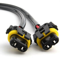 H11 H8 to 9006 Conversion Headlight Fog Lamp Wiring Harness Adapter Socket Cable