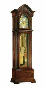 Grandfather clock walnut from Hermle HE 01093-031171 NEW