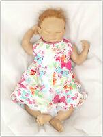 bebé niña verano de fiesta vestido estampado de flores talla 56 62 68 74 80