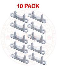 10 PACK - NEW! Frigidaire Affinity washer door lock strike latch 11317633109