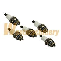 5PCS Spark Plug Replace NGK BPMR7A 4626 Bosch WSR6F, 7547, Champion RCJ6Y
