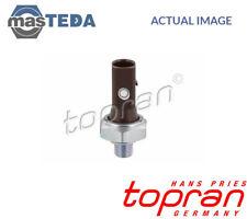 TOPRAN OIL PRESSURE SENSOR GAUGE 108 890 G NEW OE REPLACEMENT