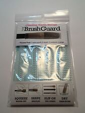 NEW The Brush Guard value pack (Pack of 6) MADE in USA