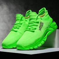 Men's Athletic Shoes Gym Sports Casual Running Sneakers Lightweight Breathable