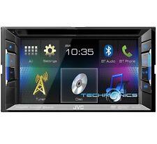 "JVC KW-V21BT DVD/CD/MP3 Player 6.2"" Touchscreen Bluetooth Pandora SiriusXM Ready"