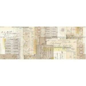 Tim Holtz Idea-ology Collage Paper 6yds - Typography TH93952