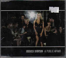 Jessica Simpson-A Public Affair cd maxi single 2 tracks