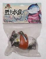 Sofubi Mame Moyashi Maguro Senpai Vinyl Figure Salmon Instinctoy exclusive Rare!