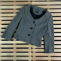 Womens Blazer Jacket Hobbs Wool Size 10