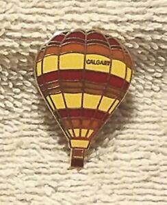 CALGARY BALLOON PIN