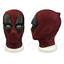 Deadpool 2 Cosplay Full Face Mask Knit Hood Men Helmet Props Fancy Dress Toys