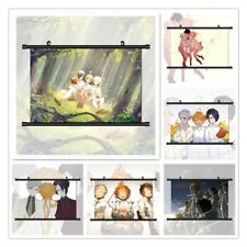 The Promised Neverland Manga Wall Poster Scroll