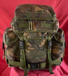 British Army  Military Patrol  Pack Rucksack DPM Woodland Green 30ltr