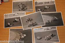 Karting press photo collection 1950 S EX Gordon Wilkins